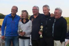 Sieger der 1. Clubmeisterschaften 2019